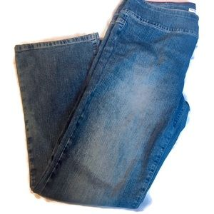 Tommy Hilfiger Womens Jeans Hipter Boot Highwaist